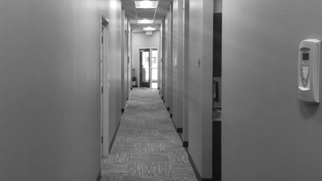 East Indy Dental Care Main Hallway