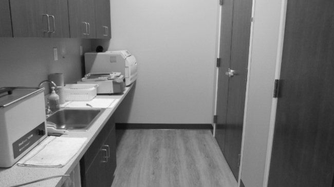 East Indy Dental Care Sterilization Area